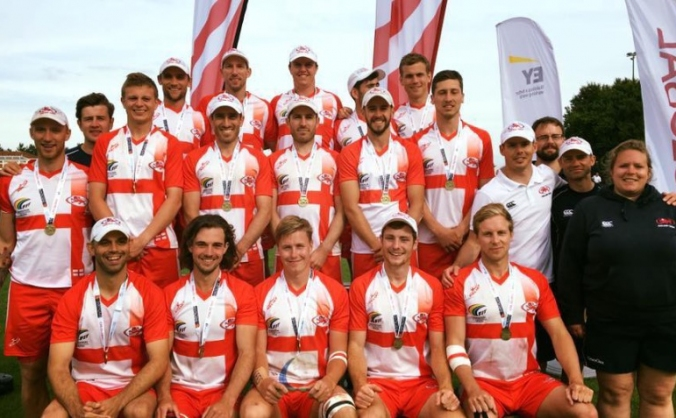 England Touch Rugby - Australian Tour