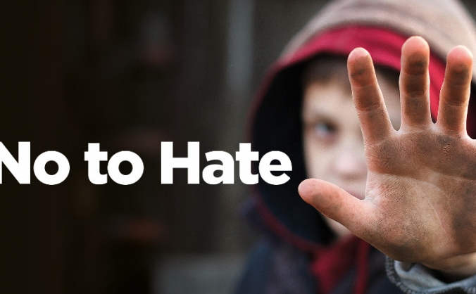 'No to hate' Conferences