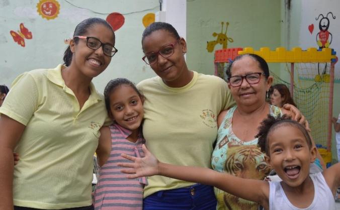 Support the nursery school in Brazil