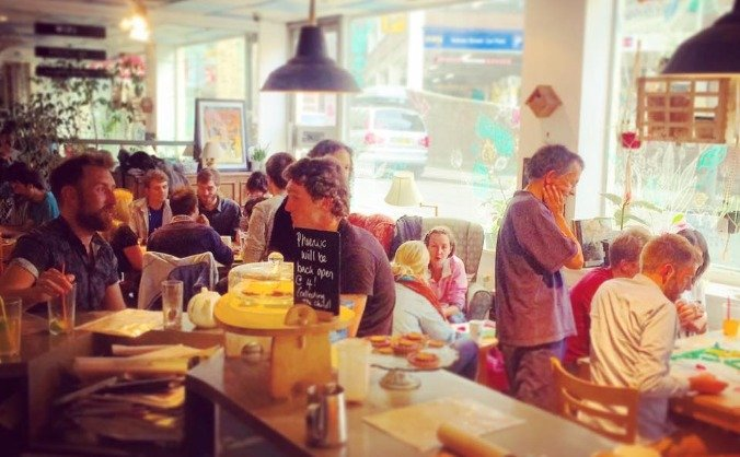 Keep Phoenix Cafe Open