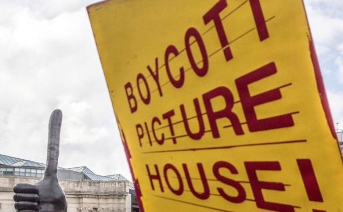 Brixton Boycotts the Ritzy