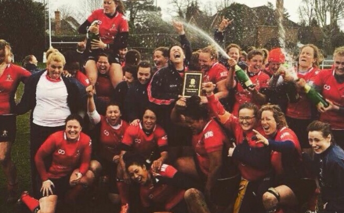 Aylesford Bulls ladies