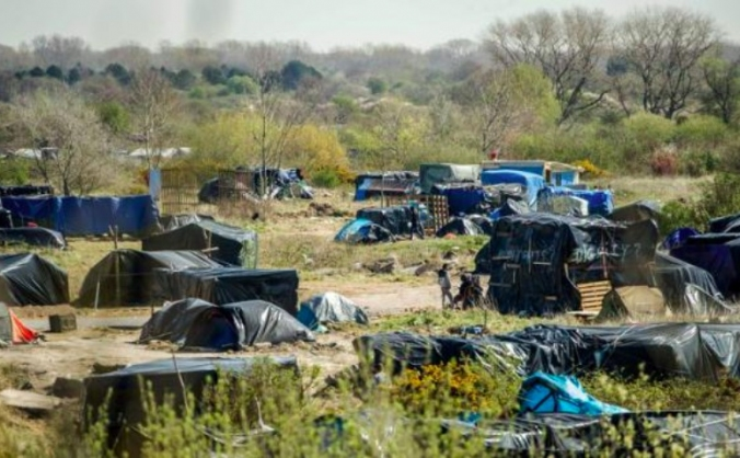 Help us get to Calais, Show solidarity :)