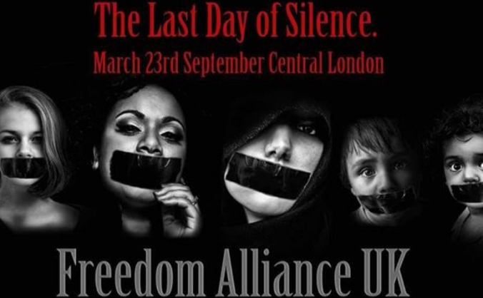The Last Day Of Silence March