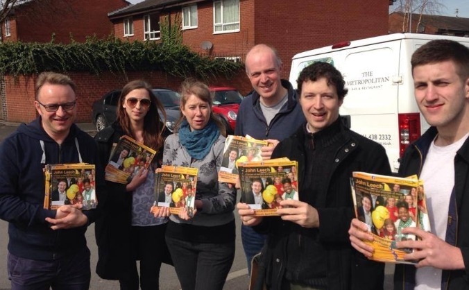 Developing Future Lib Dem Campaigners