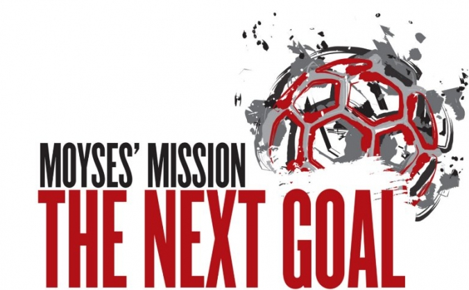 Moyses Mission The Next Goal!