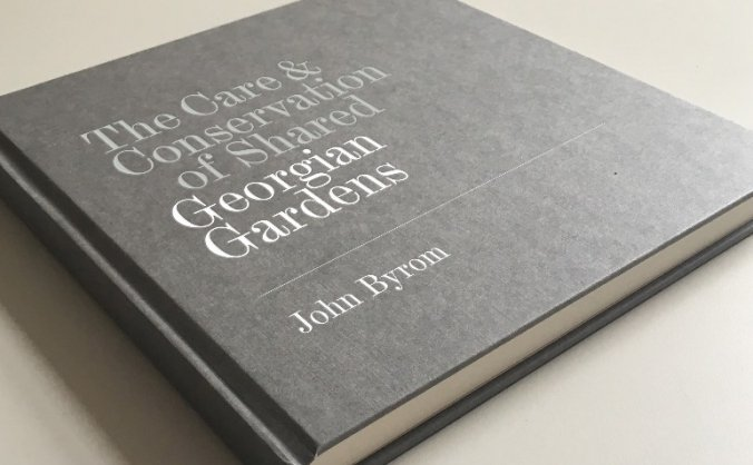 The Care & Conservation of Shared Georgian Gardens