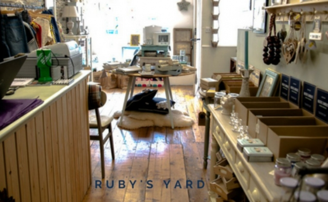 Ruby's Yard Retail Hub