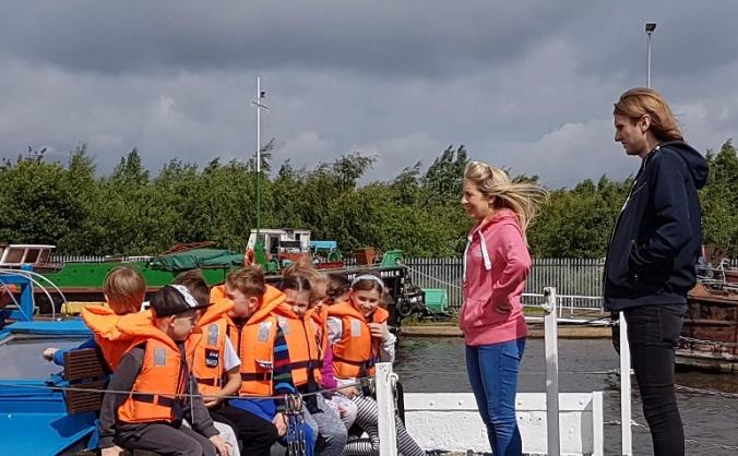 Keep Sobriety Barge Sailing - Urgent Repair Appeal