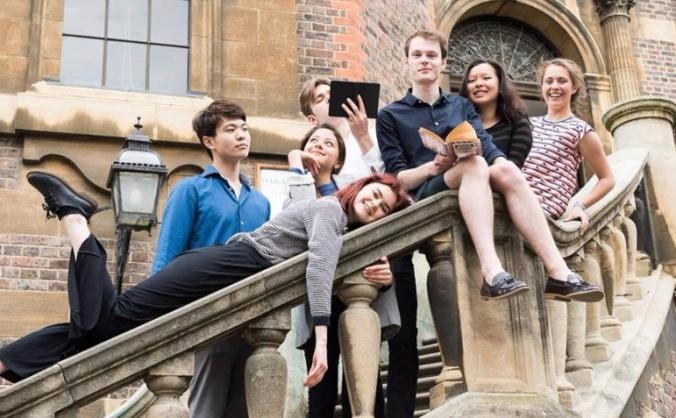 University of Cambridge Asia Theatre Tour