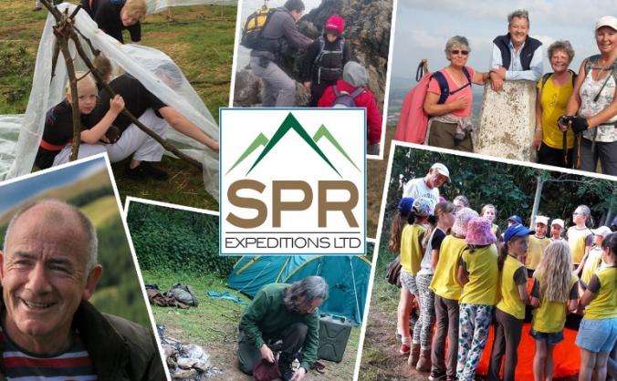 SPR Expeditions Ltd - MINIBUS CAMPAIGN