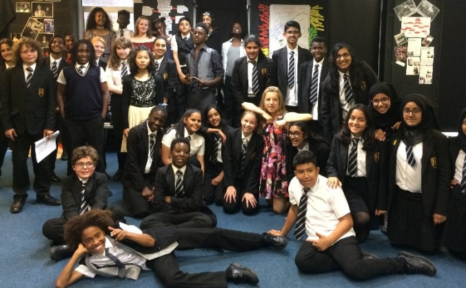 Bugsy Malone Production - Hamstead Hall Academy