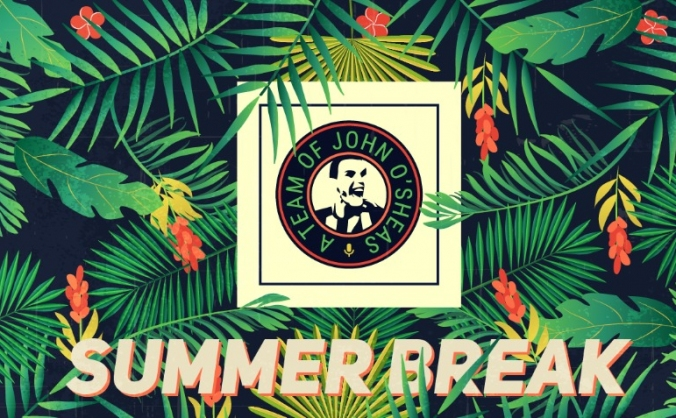 Summer Break Podcast Series