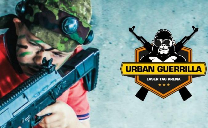 Urban Guerrilla Laser Tag Arena