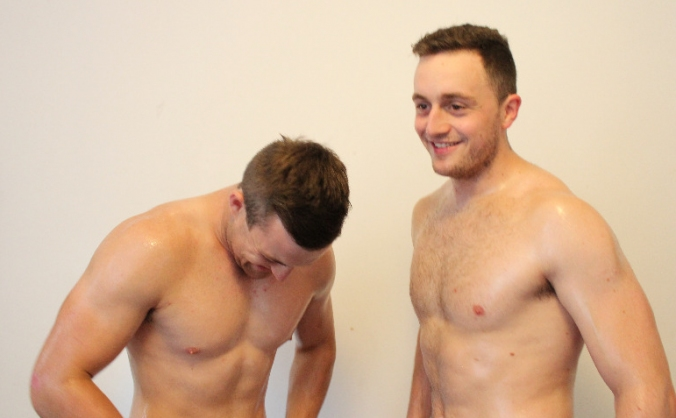 2016 SHU Rugby Nude Fundraising Calendar and Film