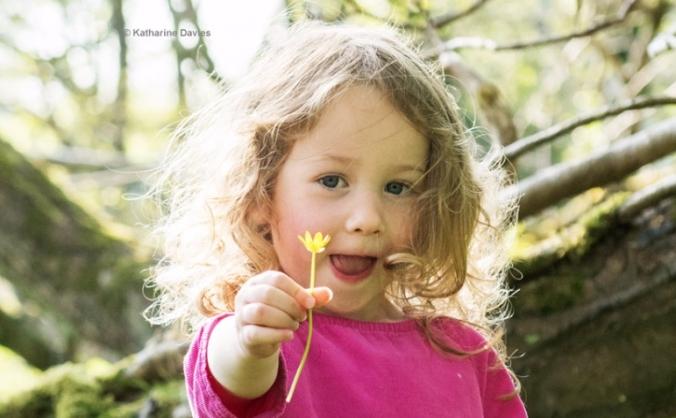 Help Re-wild a Child! Help Build the WildHub