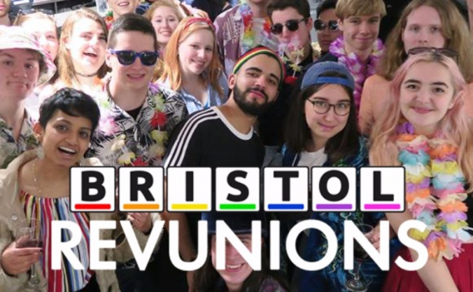 Bristol Revunions: Edinburgh Fringe 2017