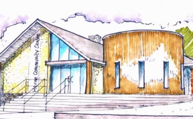 Warming Herne Community Centre