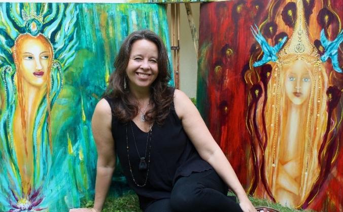 Empowering Woman in Nepal through Art
