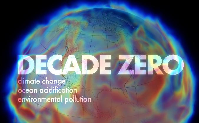 Decade ZERO: Artistic Climate Action