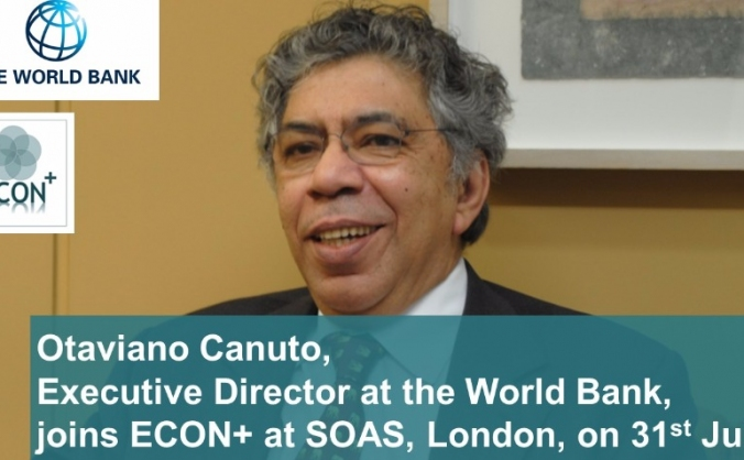 Talk & Networking youth event with Otaviano Canuto