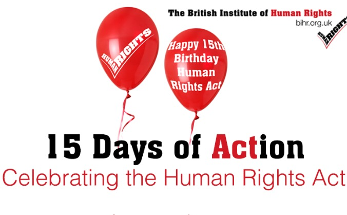 15 Days of Action