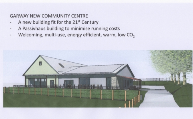 Garway New Community Centre