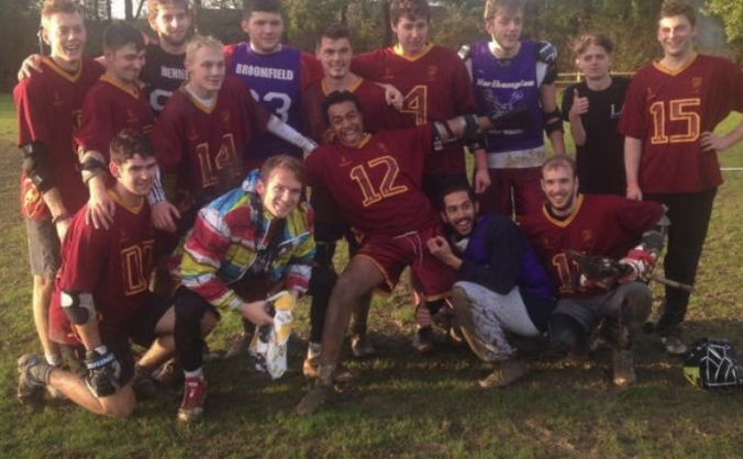 Help Northants Uni Lax