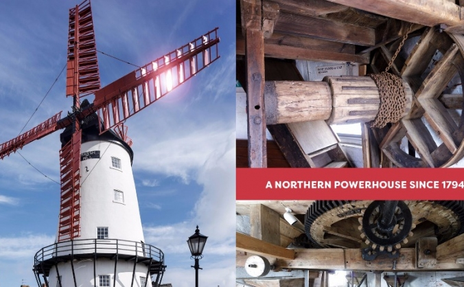 Marsh Mill; a Northern Powerhouse since 1794