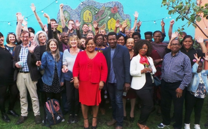 Brenda Dacres for Mayor of Lewisham #BackBrenda