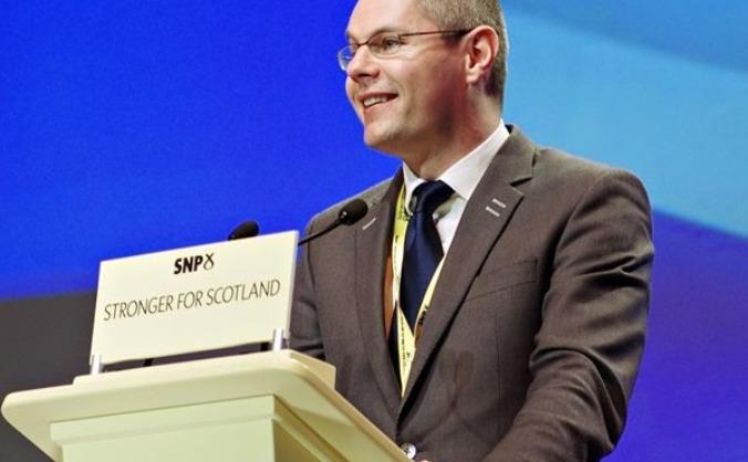 Re-Elect SNP MSP Derek Mackay in 2016