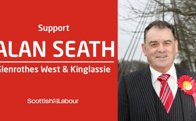 Fife Labour -  Council by-election Glenrothes