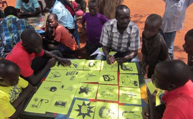 Gamechangers Uganda
