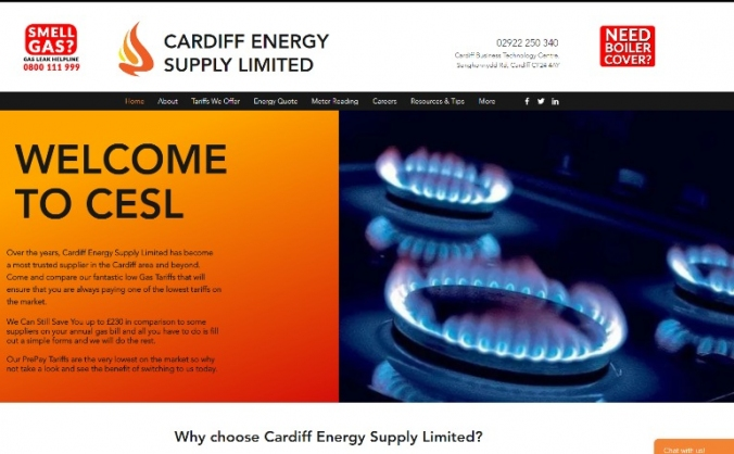 Cardiff Energy Supply Limited