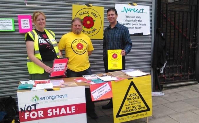 Horwich Against Fracking