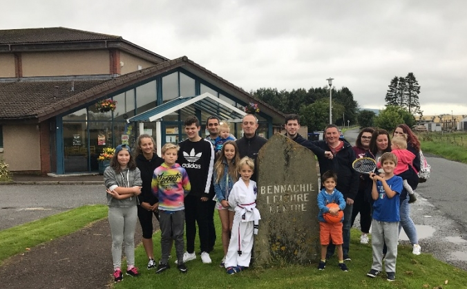Save Bennachie Leisure Centre