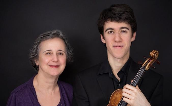 Début CD - Emmanuel Bach (Violin)