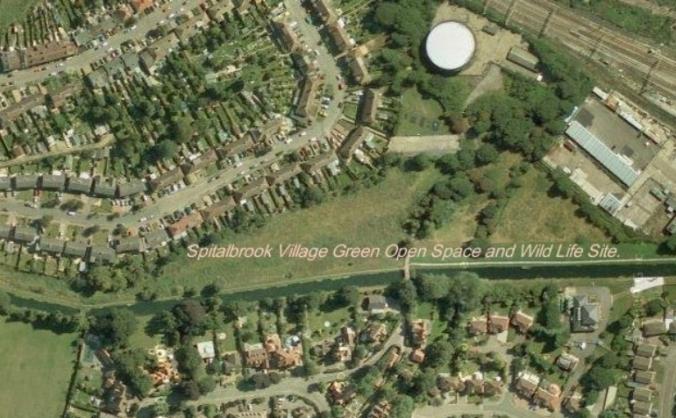 Spitalbrook Village Green application