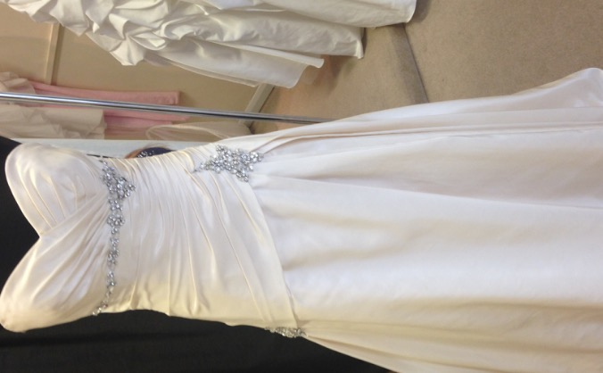 Preloved wedding dresses