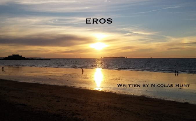 Eros - Book, Poems. Pictures.