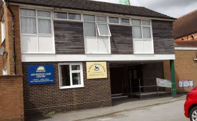 St Peters Church Hall bid to go green