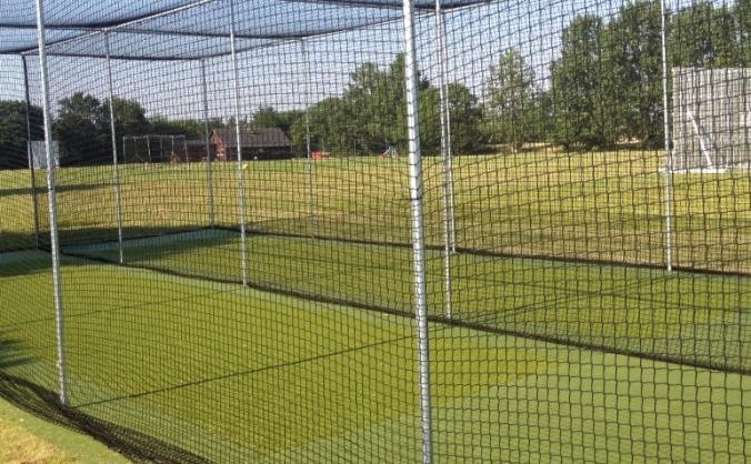Hazel Grove Cricket Club - All weather nets