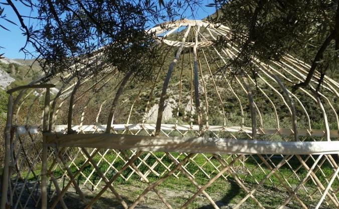 The Refugee Yurt