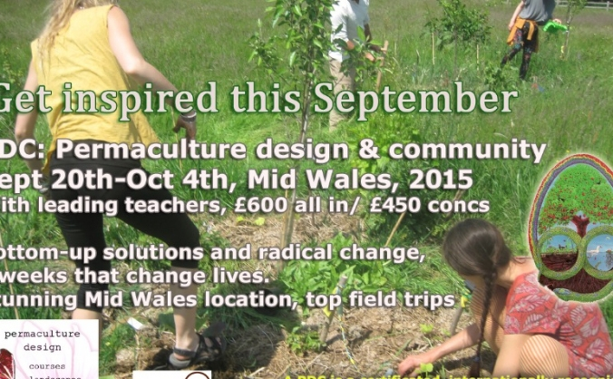 Supporting Permaculture education