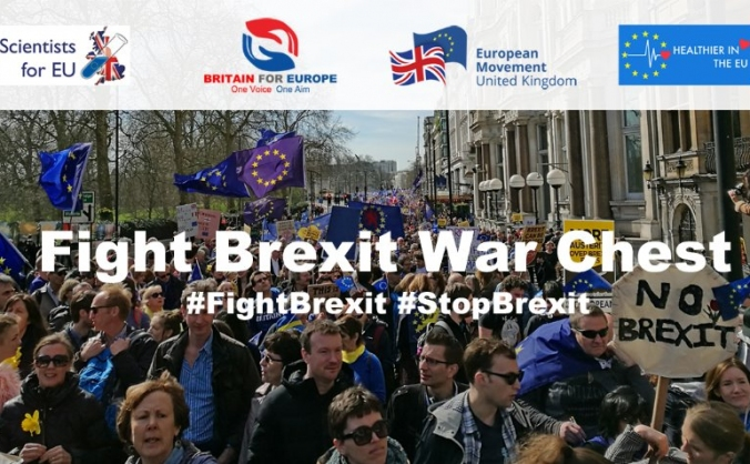 Fight Brexit War Chest