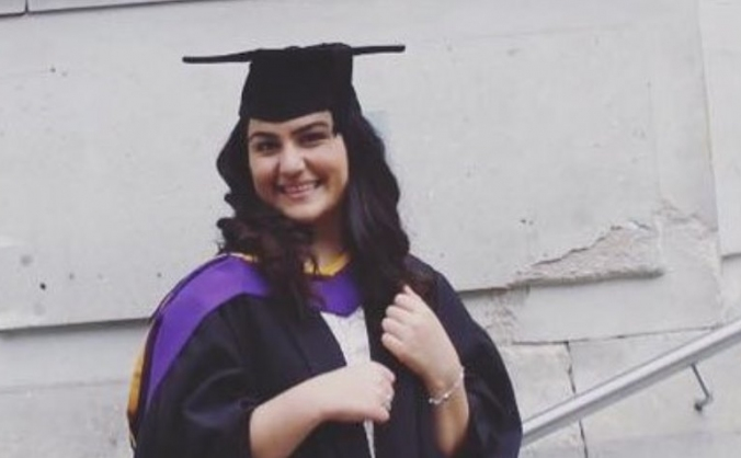 Help Rabia get her PhD at Cambridge