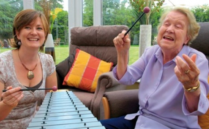 Music Therapy for Dementia & Disability