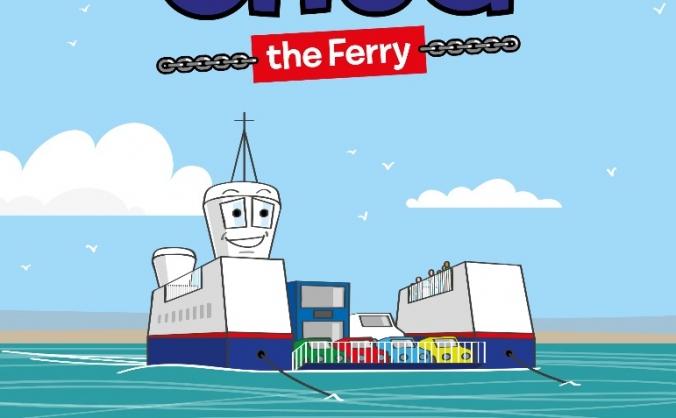 Chug the Ferry - raising money for Swanage RNLI