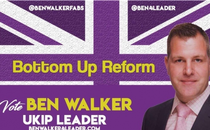 Ben Walker - Leadership Campaign