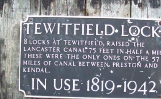 Restoration  Northern Reaches - Tewhitfield Locks